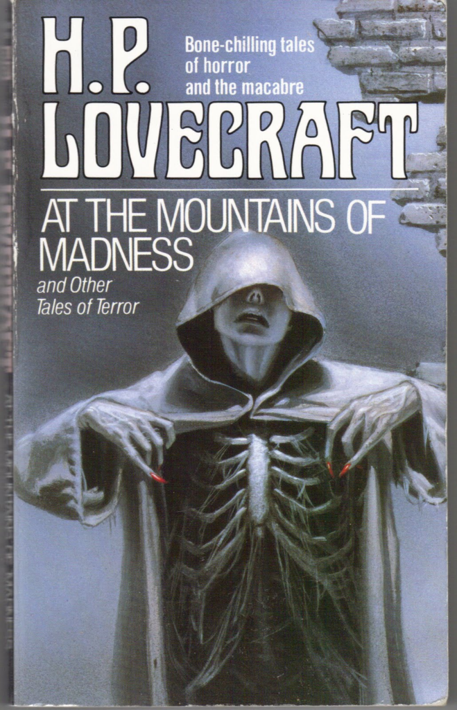 H.P. Lovecraft At the Mountains of Madness