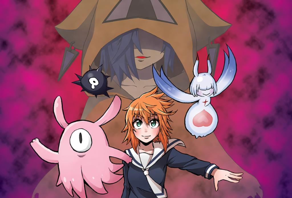 Screenshot from Magu-chan chapter 34