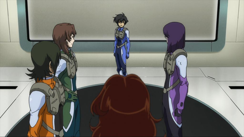 Mobile Suit Gundam 00 Screenshot