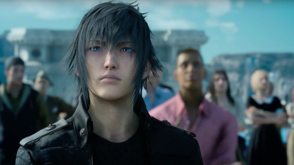 Final Fantasy XV Somnus