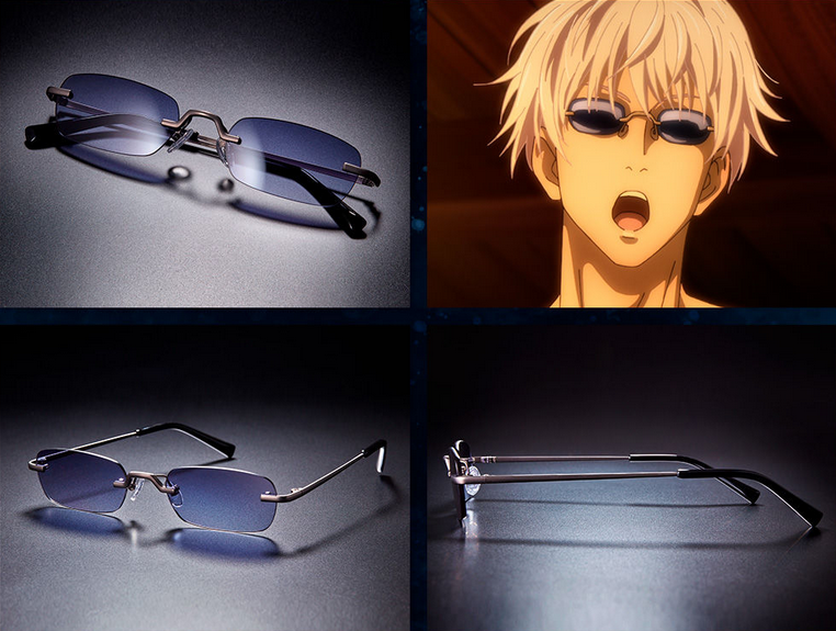 Look Like The Coolest Sorcerer With These Jujutsu Kaisen Glasses Otaquest