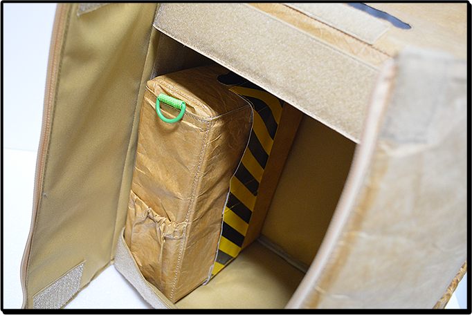 Good Smile Opens Preorders for Eizouken Cardboard Box Shoulder Bag
