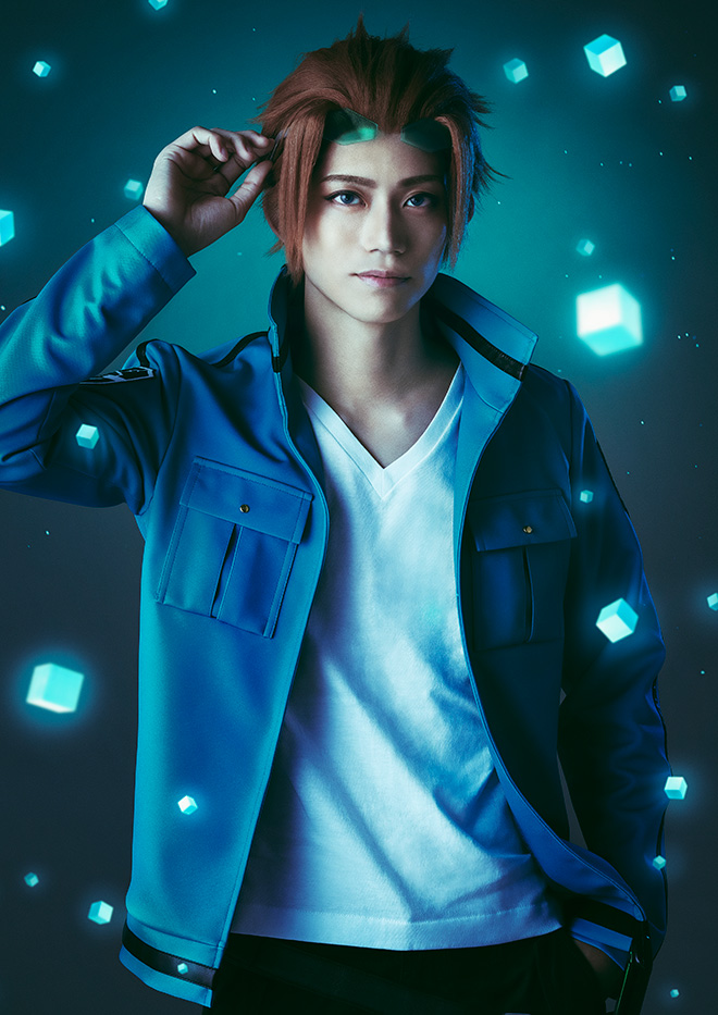jin from World Trigger stage play