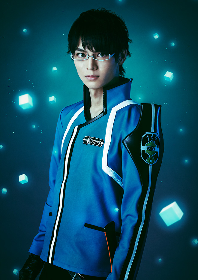 osamu from World Trigger stage play