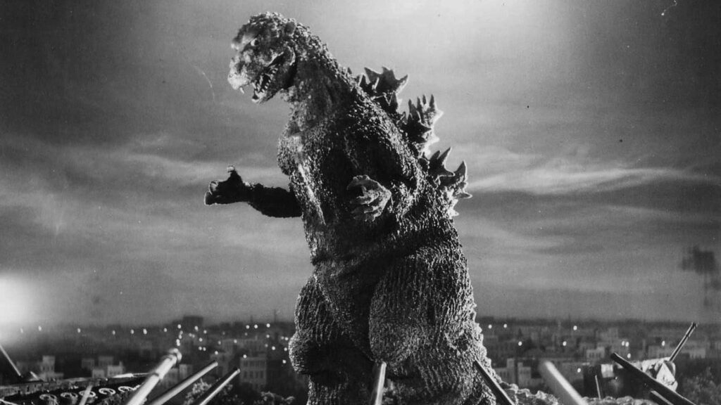 Godzilla: King of the Monsters (1956)