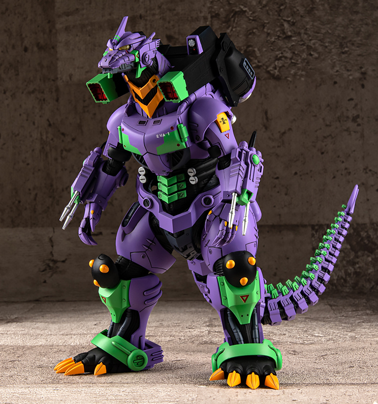 Godzilla x Evangelion Figure