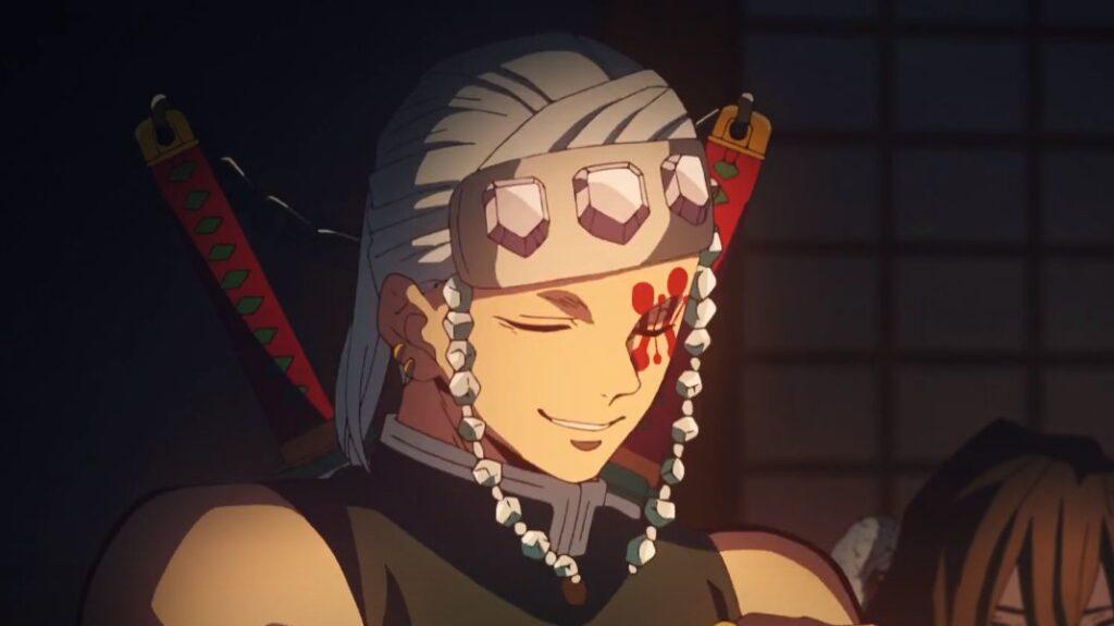 tengen uzui from demon slayer