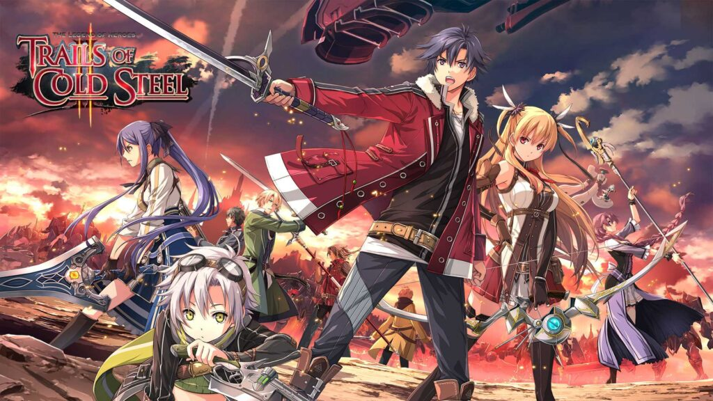 Legend of Heroes: Trails of Cold Steel Anime