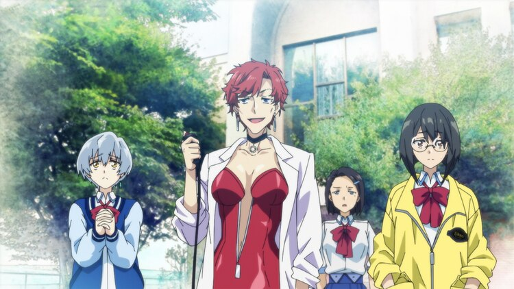 Vladlove Part 2 Anime Screenshot