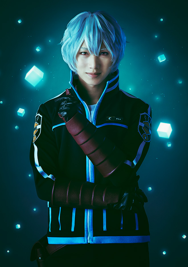 yuma from World Trigger stage play