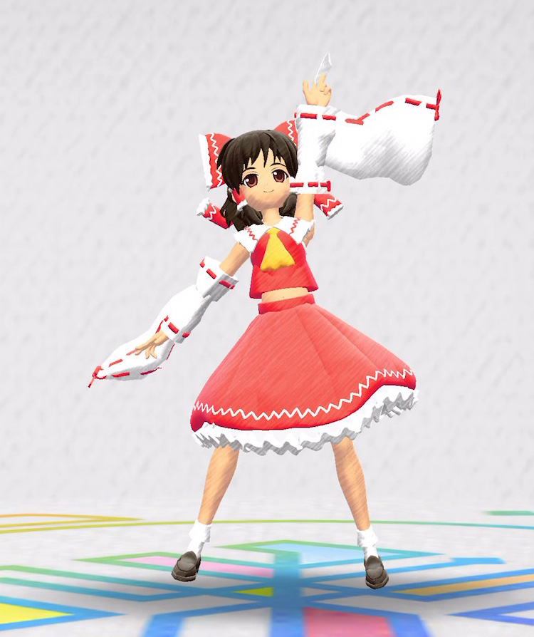 Touhou Project Characters Will Appear in Rakugaki Kingdom Mobile RPG Collaboration