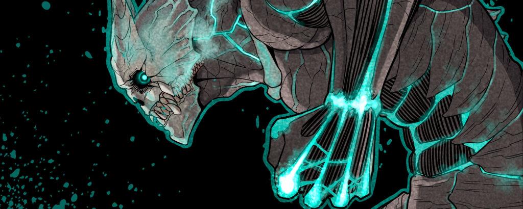 Kaiju No. 8 VIZ Media Shonen Jump banner image