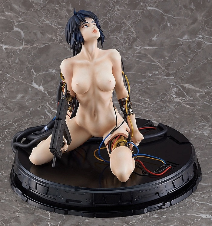 Ghost in the Shell Makoto Kusanagi Statue