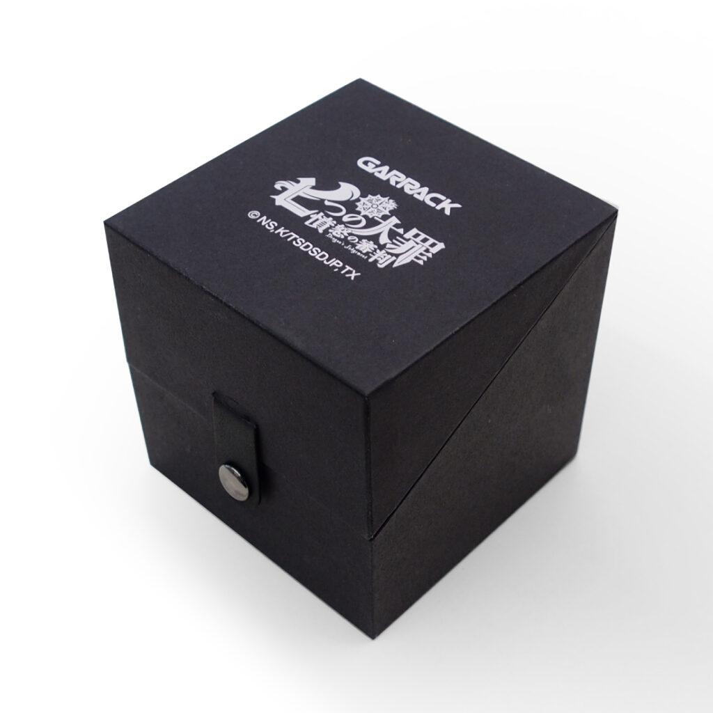 Seven Deadly Sins Watch Box