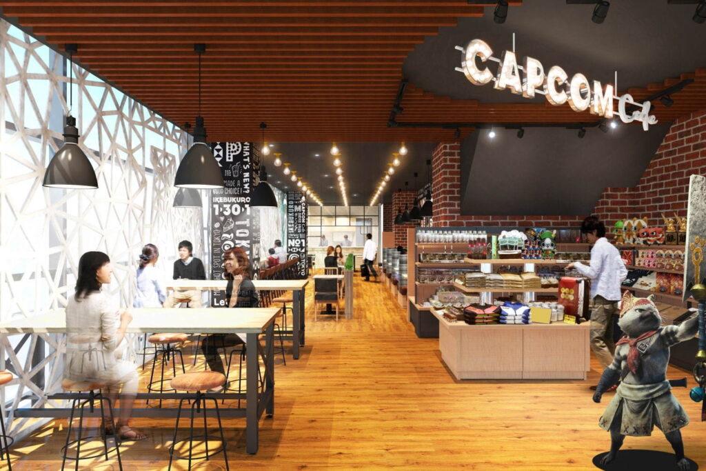 Capcom Cafe 2