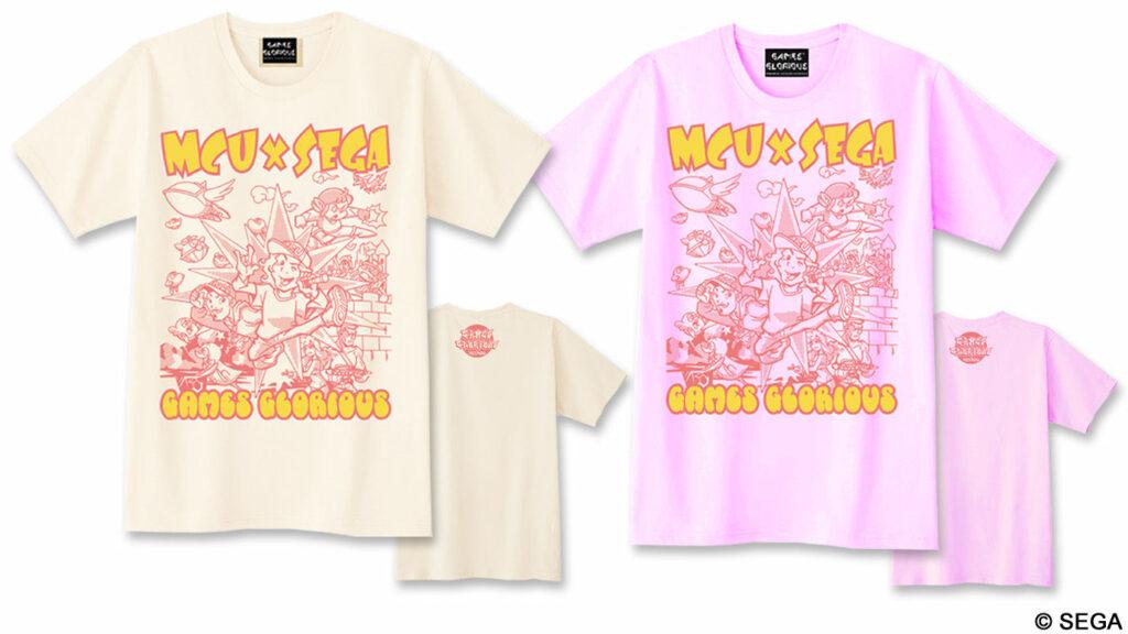 Collaboration Shirts