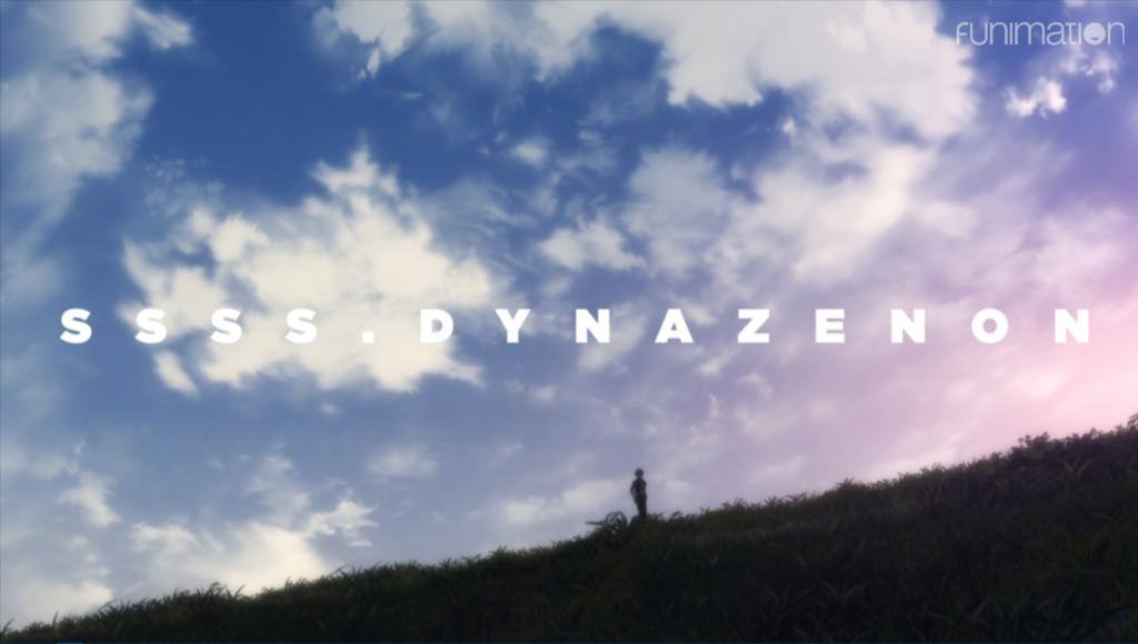 SSSS.DYNAZENON Episode 1 Cover