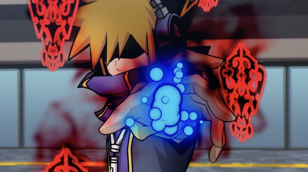 The World Ends With You Episode 1 Screenshot