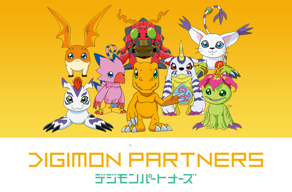 Digimon Partners