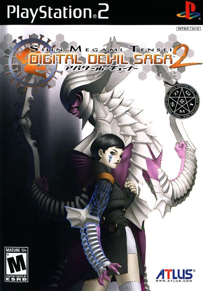 Shin Megami Tensei Digital Devil Saga 2