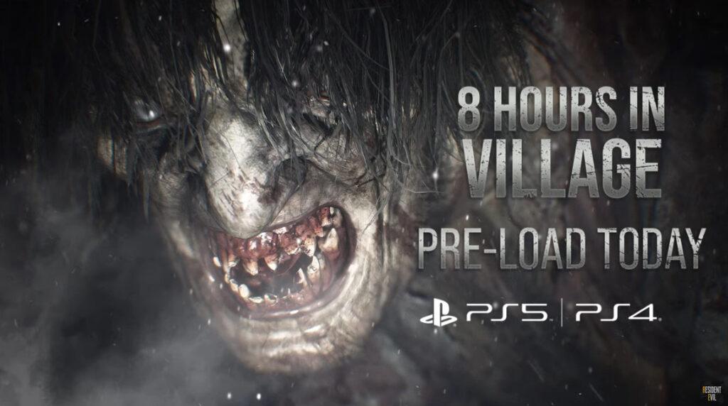 Resident Evil Showcase Visual