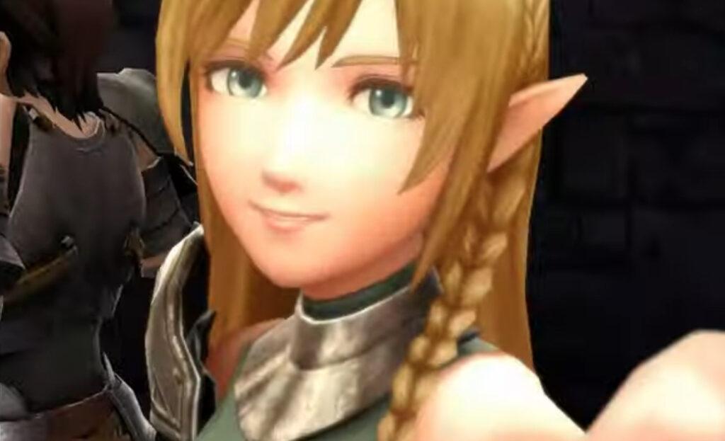 Elf Girl Game