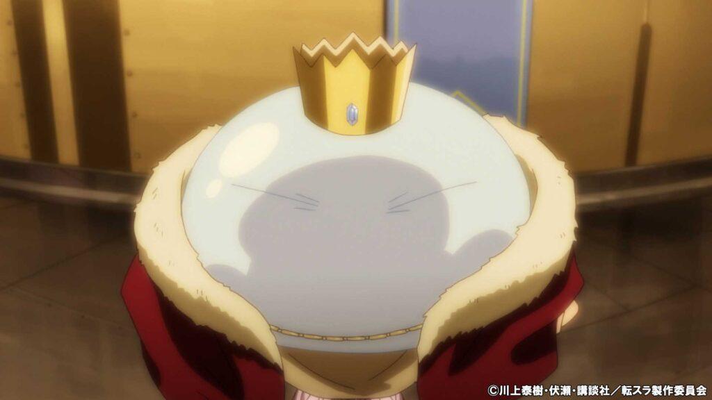 Screenshot from Tensura season 2 episode 3