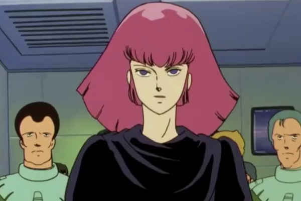 Haman, Mobile Suit Zeta Gundam