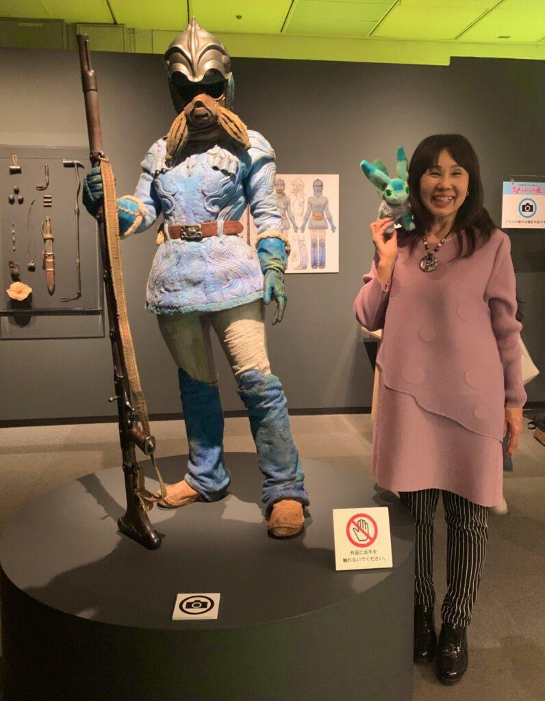 Nausicaä Voice Actor Sumi Shimamoto