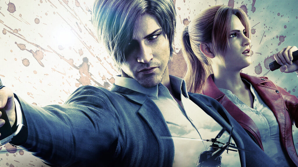 Resident Evil: Infinite Darkness Cover