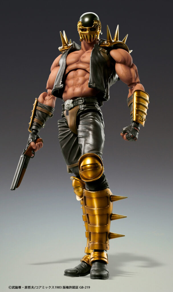 Jagi figure from Fist of the North Star