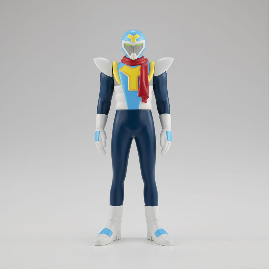 Kamen Yaiba Figure