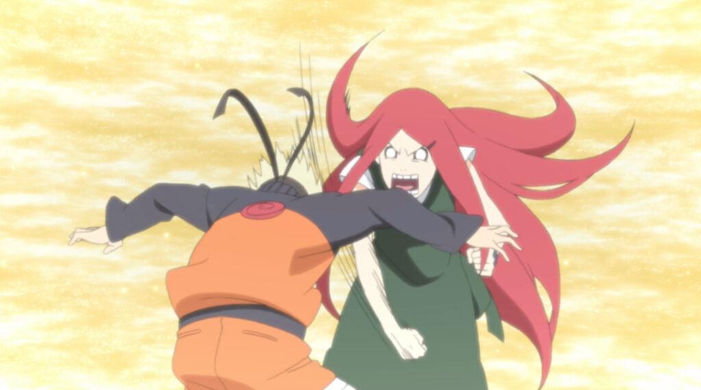 Kushina Uzumaki, from Naruto: Honoring the Many Kinds of Anime Mother