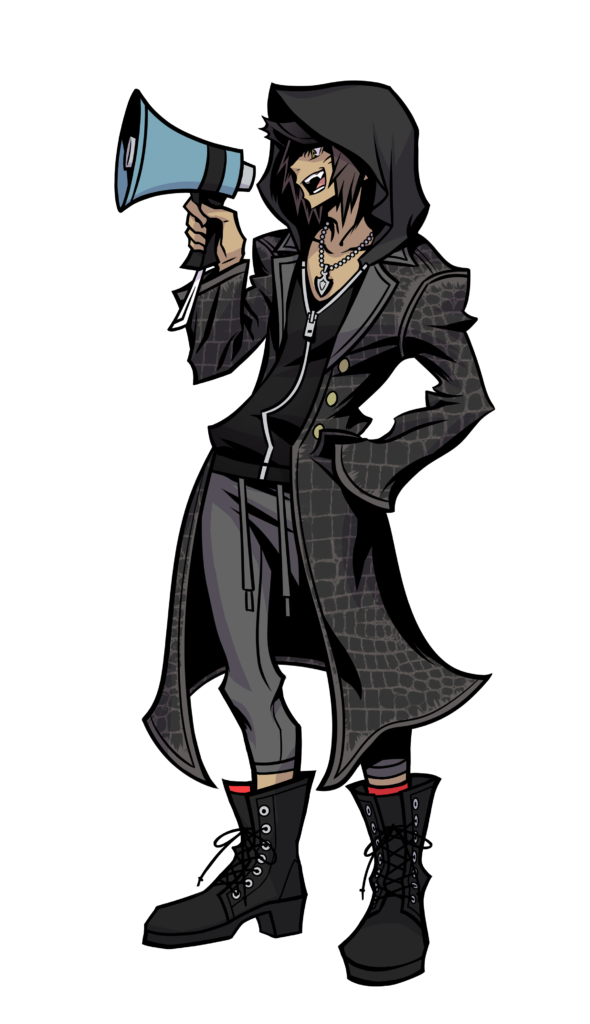 Minamimoto from Neo: The World Ends with You