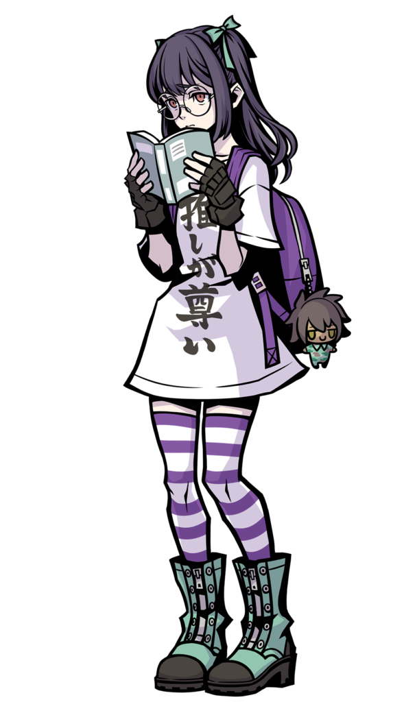 Nagi from Neo: The World Ends with You