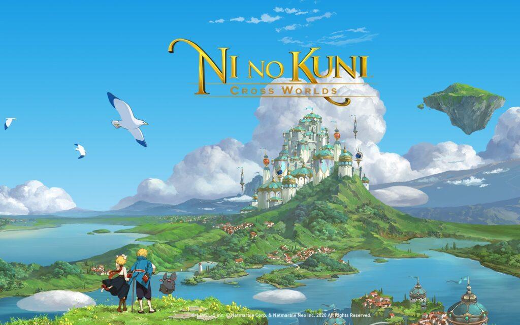 Ni no Kuni Cross Worlds