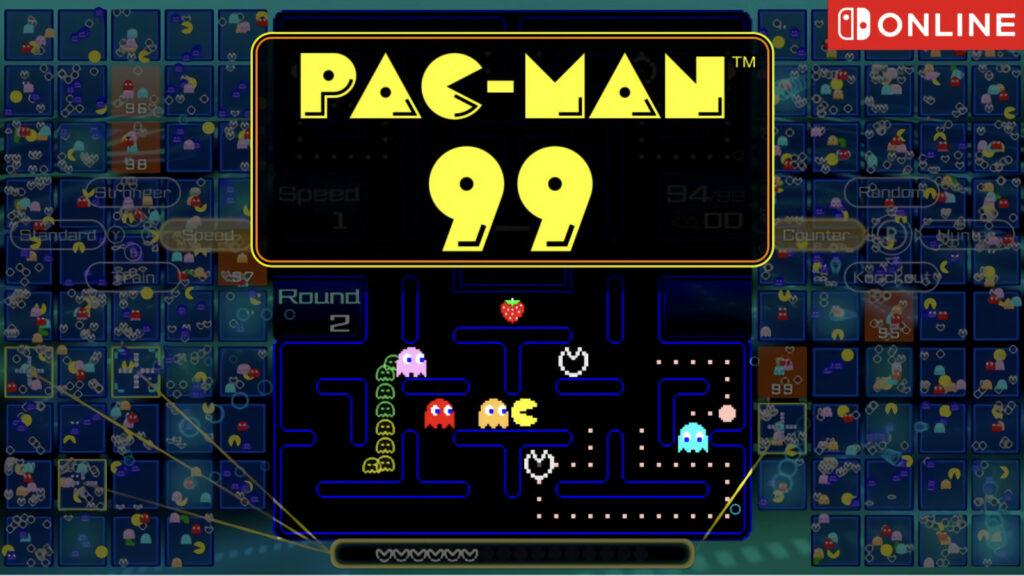 Pacman 99 Game screenshot