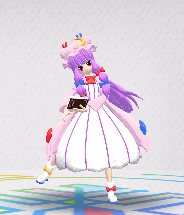 Patchouli Knowledge from Touhou Project