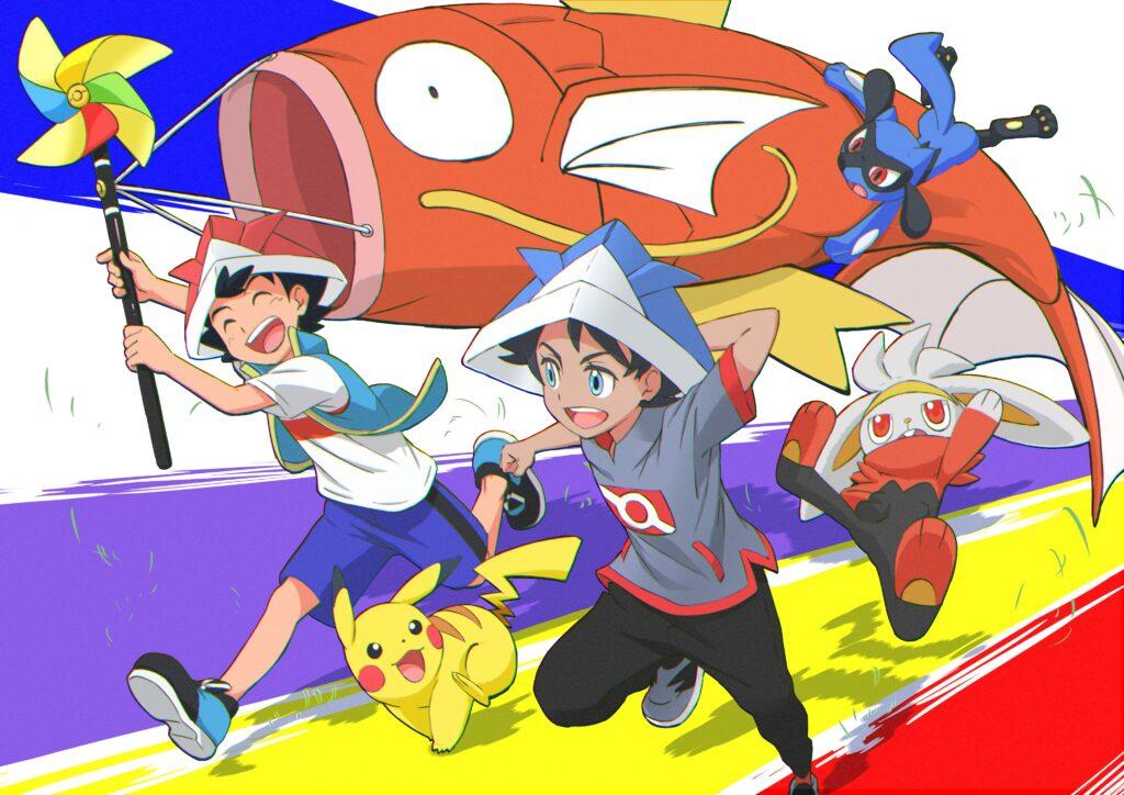 Pokémon Koinobori