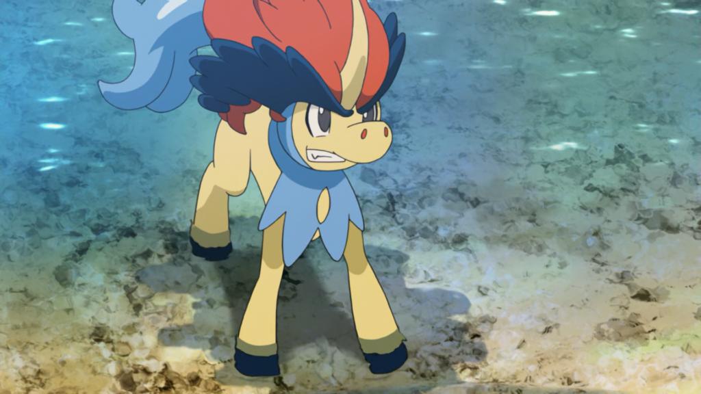 Pokémon: Kyurem vs The Sword of Justice