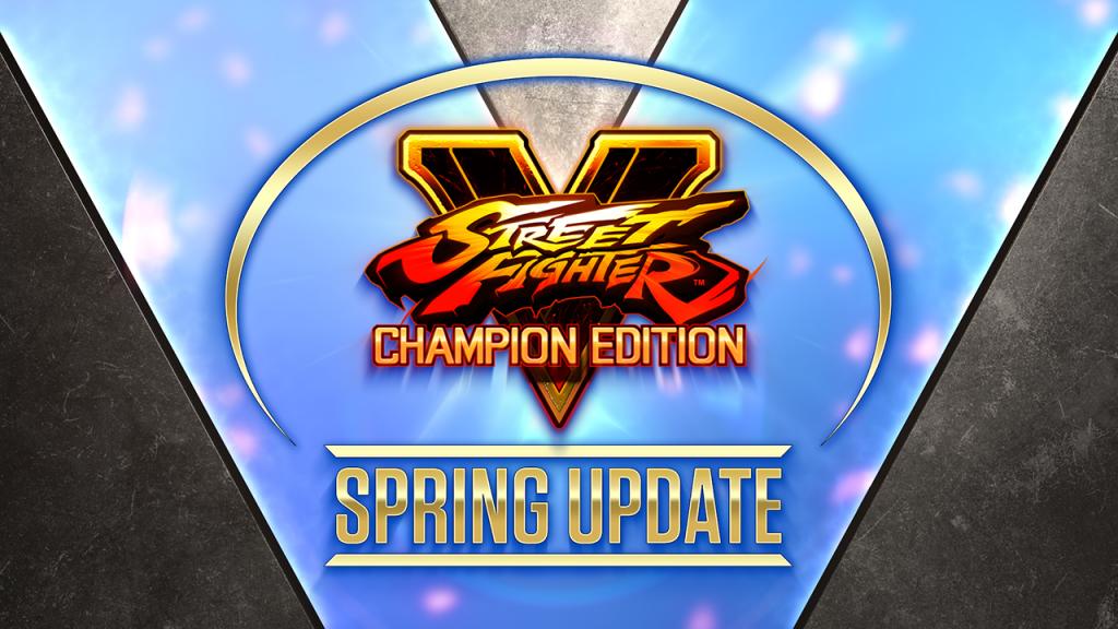 Street Fighter V Champion Edition Spring Update