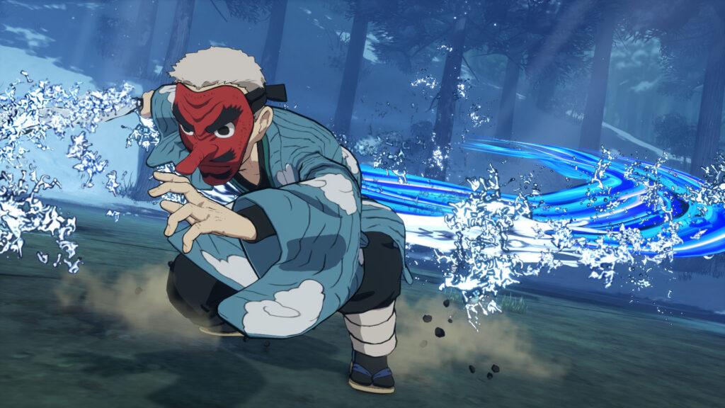 Sakonji from Demon Slayer: Kimetsu no Yaiba – Hinokami Keppuutan