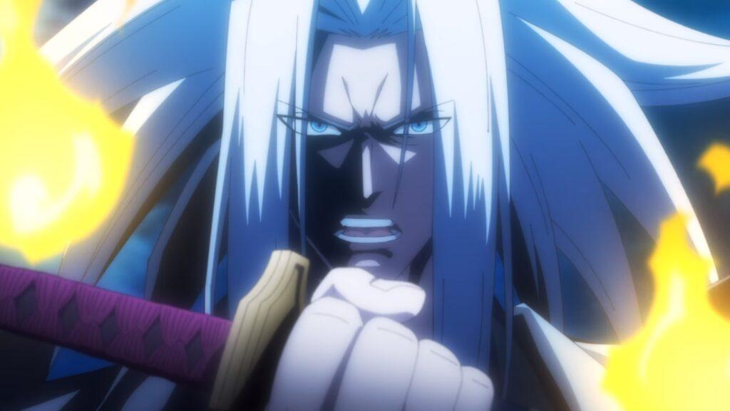 Shaman King Amidamaru