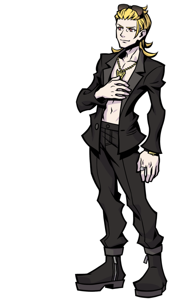 Shiba from Neo: The World Ends with You