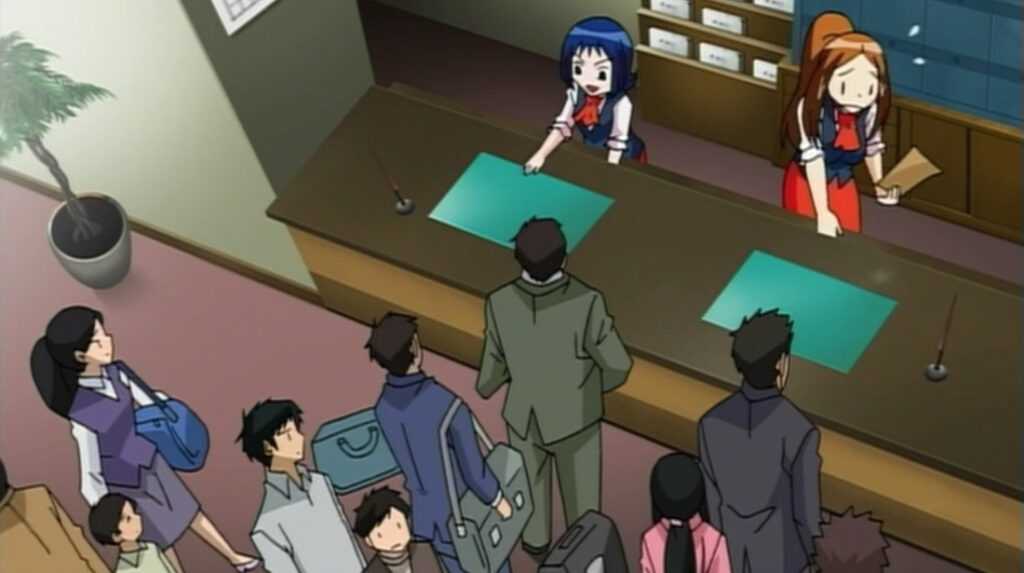Golden Week in Anime