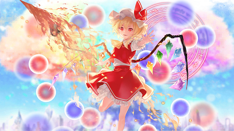 Touhou Project Characters