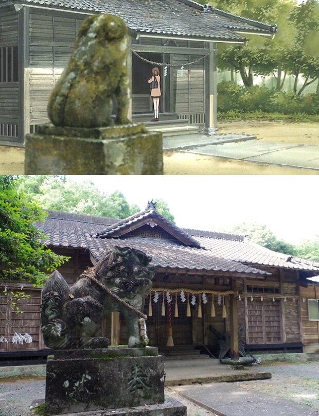 Natsume Yuujincho - Hitoyoshi, Kumamoto Prefecture
