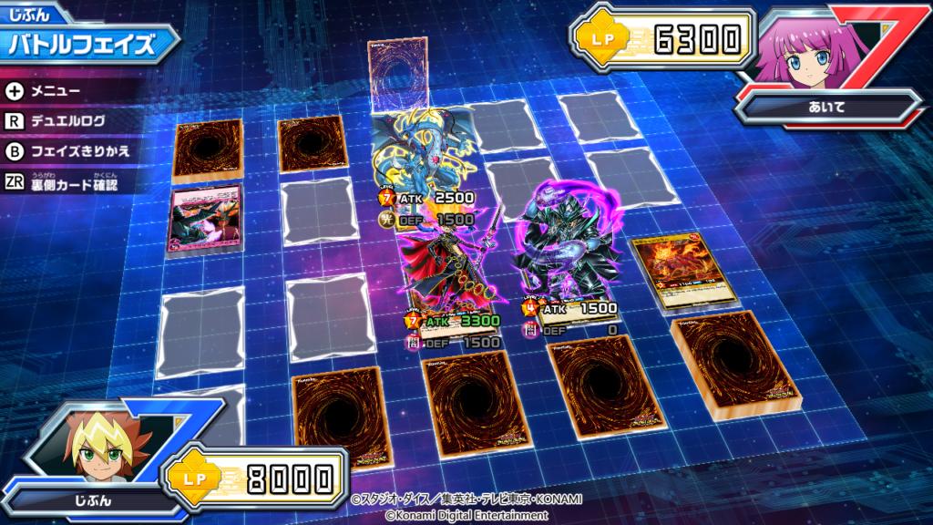 Yu-Gi-Oh! Rush Duel Gameplay