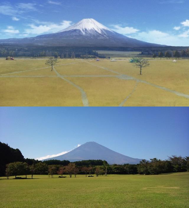 Yuru Camp - Fujinomiya, Shizuoka Prefecture