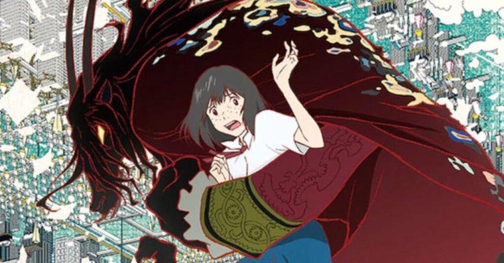 belle anime screenshot